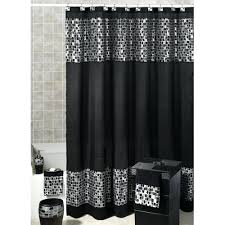 Curved Curtain Rod Kohls by Shower Curtains Orange Shower Curtain Target Design Long Shower