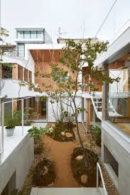 100 Modern Homes With Courtyards Japanese House With Courtyard Wins At Indooroutdoor Living