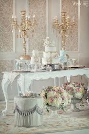 Dessert Table As Seen On Elegant Wedding