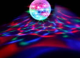 polaroid led disco light bulb republican
