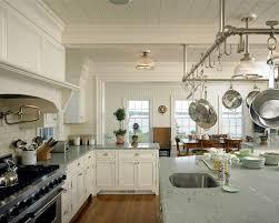 Kitchen Interior Design Pans And Pots Rack