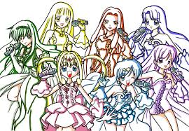 Mermaid Melody I Only Color By Chikky