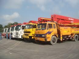 100 Concrete Pump Truck Rental Services