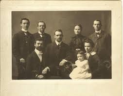 See Agnew Family History In Historical Section Grant Is On The Far Right Of