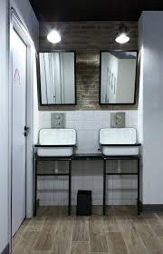 Industrial Bathroom Decor Medium Size Of Fixtures For Bathrooms Rustic Mirror Bath Bar Light