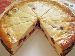 schlanker quarkkuchen