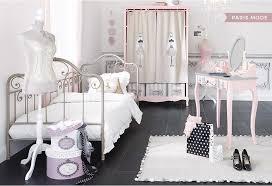 decoration chambre de fille chambre fille déco styles inspiration maisons du monde