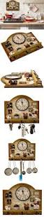 Fat Italian Chef Kitchen Theme by Heartful Home Fat Italian Chef Kitchen Decor Clock With Hooks