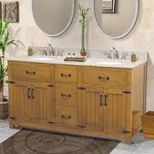 Countryside 60 Double Bathroom Vanity Set