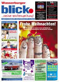 wasserburger blick ausgabe 51 2017 by blickpunkt verlag