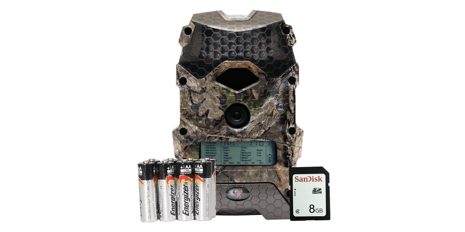 Wildgame Innovations Mirage 16 Bundle - Mossy Oak Break-Up Country