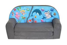 canapé convertible enfant mini canapé lit enfant iifauteuils poufs matelas meubles enfants