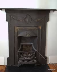 In The Bedroom Cast by Nostalgiecat How To Remove Rust From A Cast Iron Fireplace