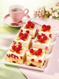 toffee kuchen mit himbeeren frischkäse idee für mich de