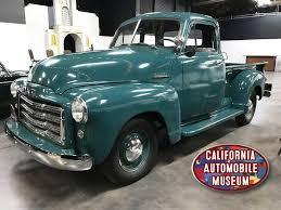 100 Pickem Up Truck Store 1952 GMC 100 For Sale 2242868 Hemmings Motor News