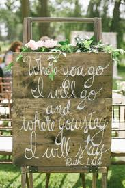 Amazing Rustic Wedding Sign Ideas Top 15 Signs