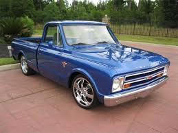 100 1968 Chevy Trucks For Sale Chevrolet CK 10 For ClassicCarscom CC988054