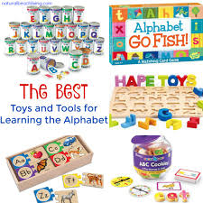 The Best Toys And Tools For Learning Alphabet Hands On Activities Preschool