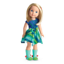 American Girl Wellie Wishers Willa Doll American Girl Dolls