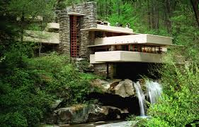 100 House In Forest Famous American House Sits On Top Of A Waterfall ShareAmerica