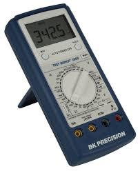 Bench Dmm by Model 388b Test Bench Dmm With Protective Rubberized Case B U0026k