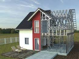 104 Homes Made Of Steel How To Build A House Www Rotarex Ro Youtube
