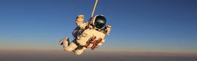 Free Falling - World's Highest Parachute Jump - Hiller Aviation Museum