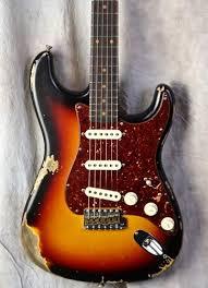 2018 Fender Custom Shop 64 Reissue Heavy Relic Stratocaster
