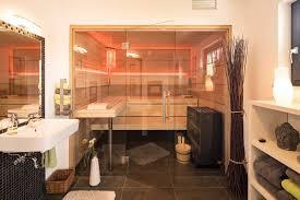 sauna für das eigenheim leben wohnen magazin