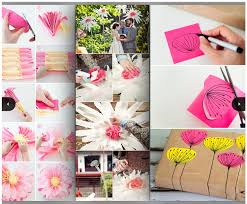 Turning Ordinary Objects To Room Decoration With DIY Arts And Crafts Ideas Wonderful Diy