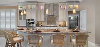 Custom Kitchen Cabinets Naples Florida by Brynwood Preserve Kgt Remodeling