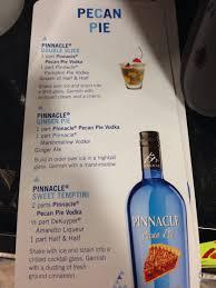 Kahlua Pumpkin Spice Martini Recipe by Pecan Pie Vodka Drink Mix Recipes Drink It Up