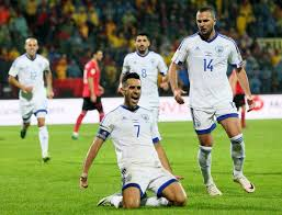 100 Zahavi Israel Thump Nineman Albania In World Cup Qualifier