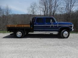 100 1977 Ford Truck Parts F250 Crew Cab On Dodge 3500 Chassis 67 Cummins F350 F