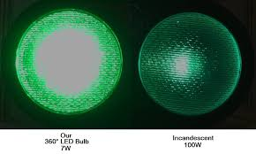 retrofit led traffic light led cool to touch