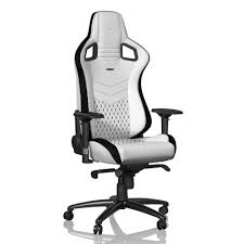 Noblechairs EPIC Series Gaming Chair - White - South Africa Dxracer King Series Gaming Chair Blackwhit Ocuk Best Pc Gaming Chair Under 100 150 Uk 2018 Recommended Budget Pretty In Pink An Attitude Not Just A Co Caseking Arozzi Milano Blue Gelid Warlord Templar Chairs Eblue Cobra X Red Computing Cellular Kge Silentiumpc Spc Gear Sr500f Unboxing Review Build Raidmaxx Drakon Dk709 Jdm Techno Computer Center Fantech Gc 186 Price Bd Skyland Bd Respawn200 Racing Style Ergonomic Performance Da Gaming Chair Throne Black Digital Alliance Dagamingchair