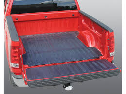 DSI Automotive - Boomerang Rubber Bed Mat - 5' 7.4