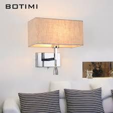 botimi modern led wall l for living room bedroom hotel bedside