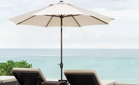9 Ft Patio Umbrellas With Tilt by Amazon Com Abba Patio Outdoor Patio Umbrella 9 Feet Market