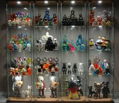 Ikea Detolf Cabinet Light by Detolf With Led Lights X4 Andy Chang Flickr