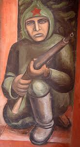 the siqueiros mural portrait of mexico today