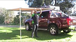 Guardian Vehicle Awning - YouTube Diy Custom Truck Or Van Awning Under 100 Youtube Buy A Game Truck Pre Owned Mobile Theaters Used Sydney Roof Top Tent 23zero Nuthouse Industries Roof Top Awning Bromame Racarsdirectcom Racetrailer For 2 Cars Living Kitchen Dodge Dakota Quad Cab Tent Decked Out Bugout Recoil Offgrid Truck Camper Awning 10 X 20 Pop Up Canopy Roof Rack Left Side Mount Amazoncom Rhino Sunseeker Side Automotive Bike Wc Welding Metal Work Banjo Camping Some Food But Mostly