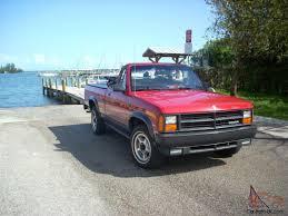 100 Convertible Pickup Truck 1989 Dodge Dakota Sport For Sale