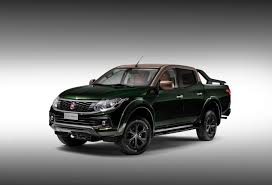 100 Fiat Pickup Truck Garage Italia Customs Turns Fullback Cross Into A Posh