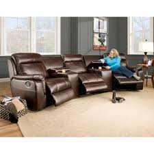 Best Ergonomic Living Room Furniture by Melrose Home Theater Living Room Laf Armless And Raf Power