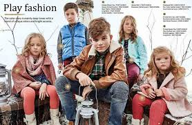 Fall Winter Fashion Jackets Trend For Kids