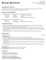 Automotive Technician Resume Objective