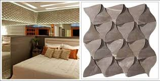 interior design cool magical texture 3d marble wall tile that