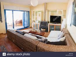 100 Tarifa House A Living Room In A Cadiz Andalusia Spain