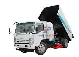 Hot Selling Four Brushes Road Sweeper Truck Isuzu In China-PowerStar ... Scania 94d Sweeper Truck Sweeping The Street Youtube 1999 Isuzu Npr Sweeper Truck Item H6736 Sold August 29 China 8 Ton Road Photos Pictures Madechinacom Stock Images Alamy Videos For Children Kids Cartoon Amazoncom Aiting Children Gift3pcs Trash Modern Illustration Vector New Diecast Model Car Toys Sanitation Friction Powered Fun Little Toys Mounted Hydraulic Watsonville 600 Regenerative Air Manufacturer Texas
